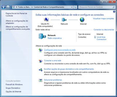 Tutorial de Configuração VPN - Windows 7/8 - Unesp